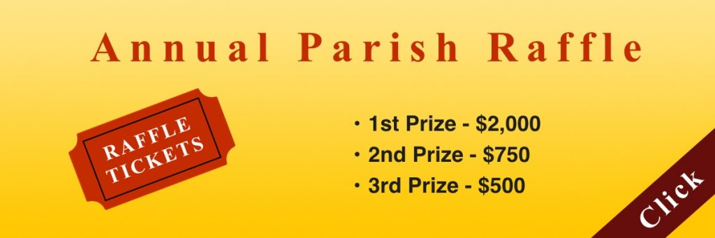 Annual Parish Raffle