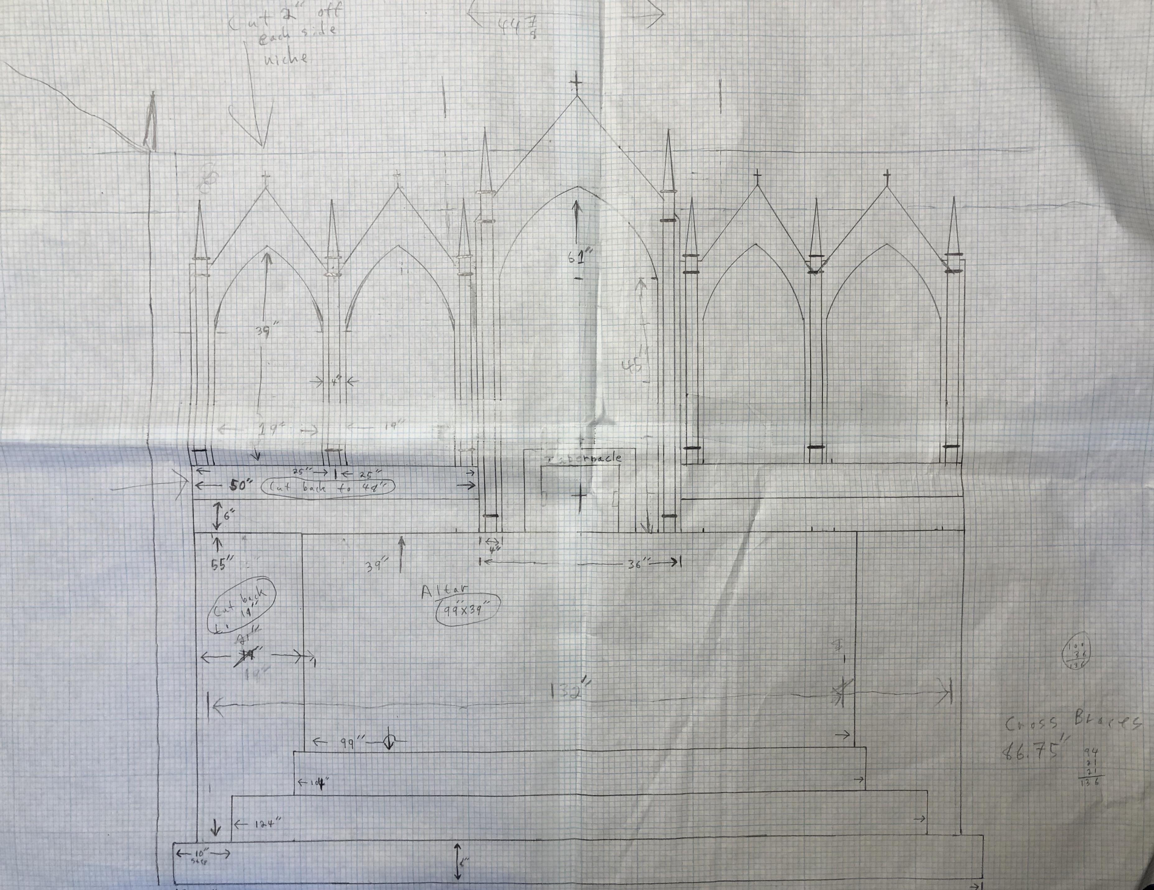 Reredos Design